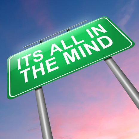 All In The Mind.